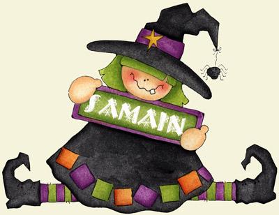 Bruxa de Samaín