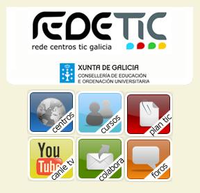 Logo de Redetic