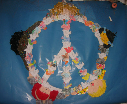 Mural da Paz