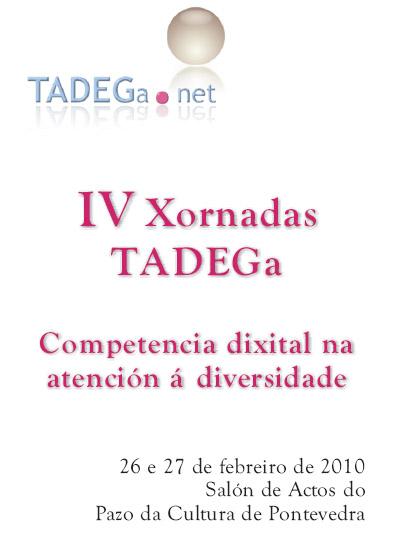 Xornadas TADEGa
