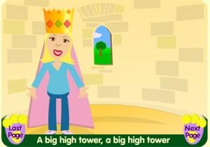 Imaxe dunha princesa