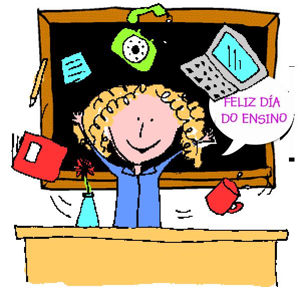 Feliz día do Ensino